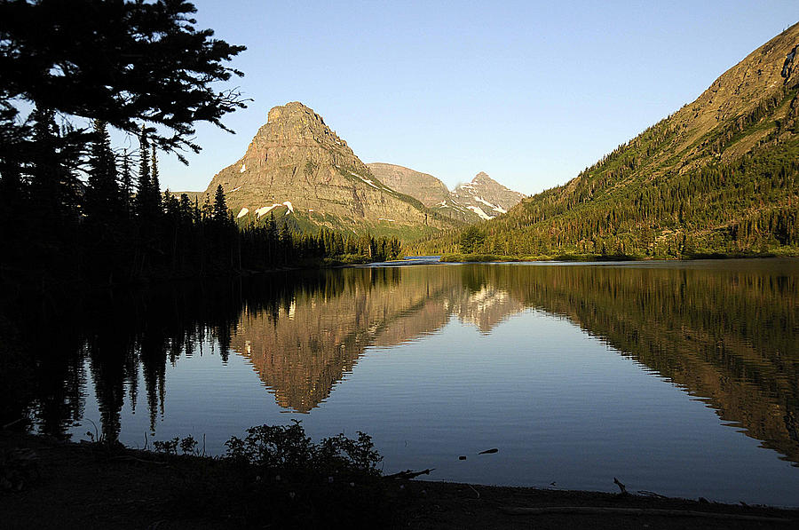 Montana Photograph - Reflections by Keith Lovejoy