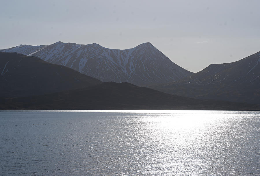 Mountains Photograph - Reflections King Cove by Robert Braley