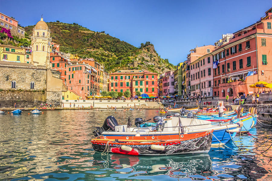 Reflections of Italy by Brent Durken