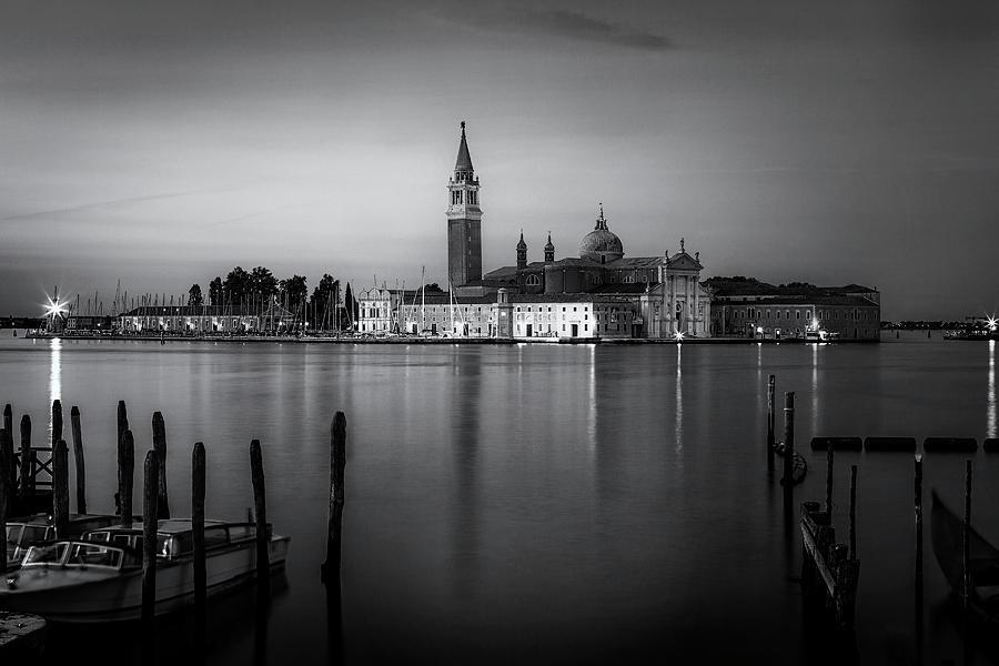 Venice Photograph - Reflections Of Venice by Andrew Soundarajan