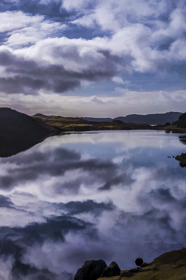 Reflections on Harris by Neil Alexander Photography