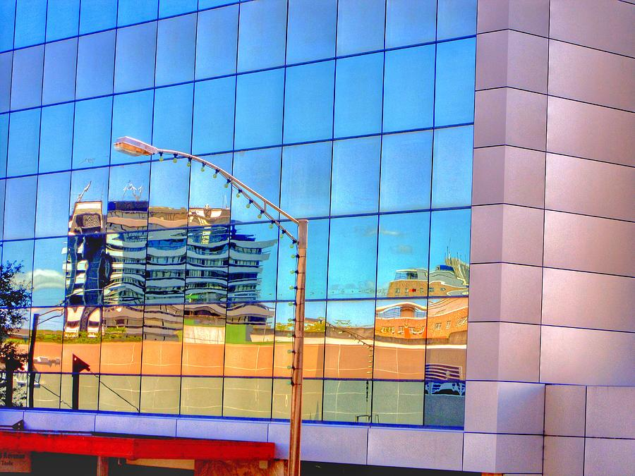Reflections Photograph by Stuart Clifford