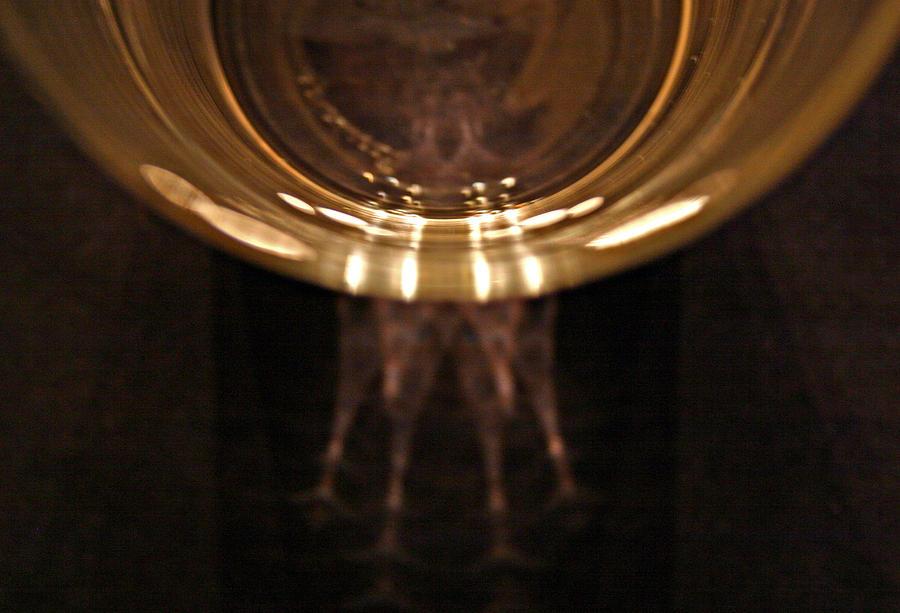 Light Photograph - Refraction  by Ken Jones