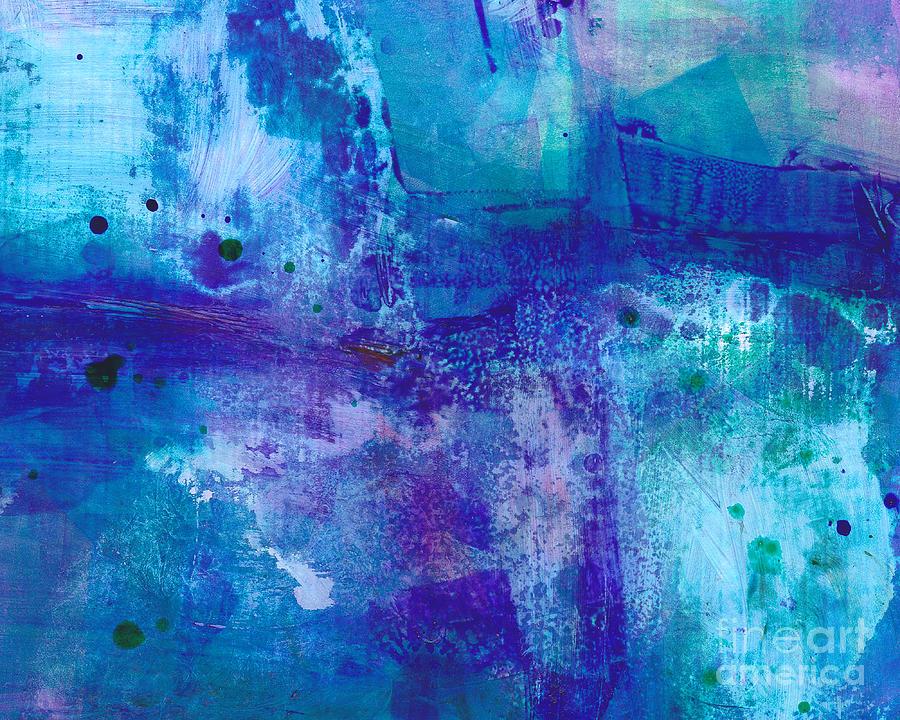 Painting Painting - Refreshing Break by Louise Lamirande