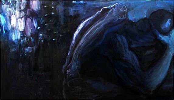 Regret Painting by Davit Mirzoyan