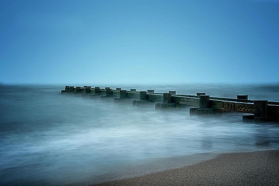 Rehoboth Beach Photograph - Rehoboth Storm by Ryan Wyckoff