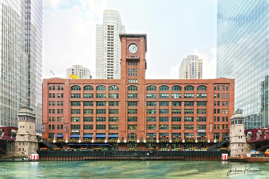Reid Murdoch Building by Jackson Pearson