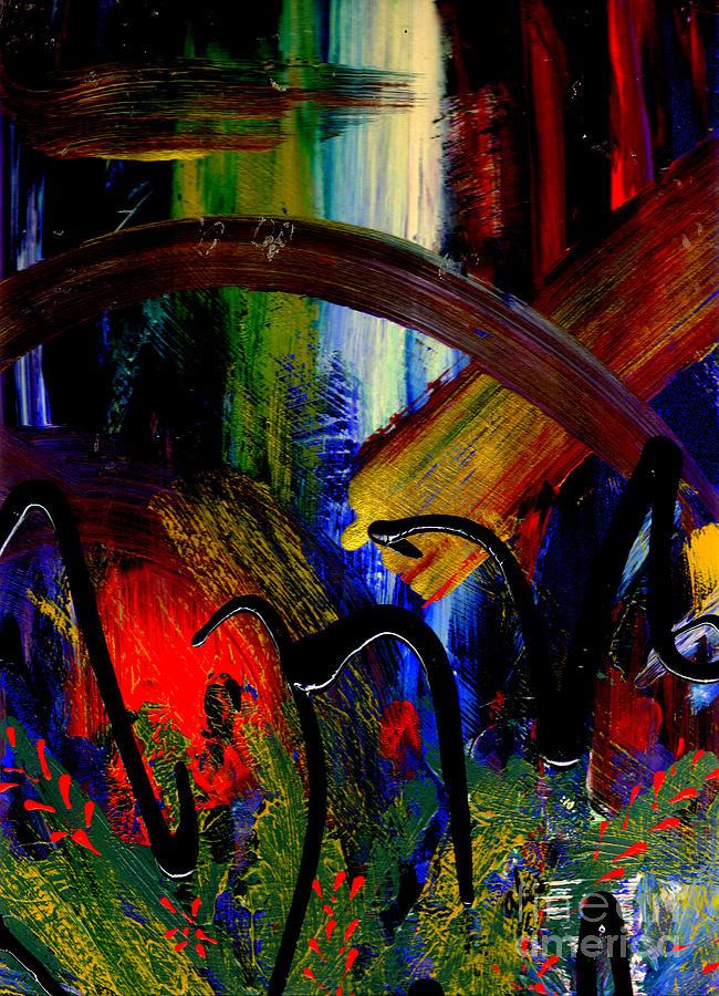 Rejuvenation II Painting