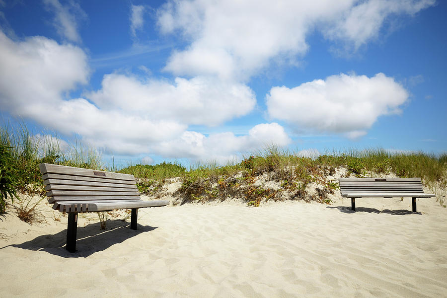 Beach Photograph - Relax At The Beach by Luke Moore