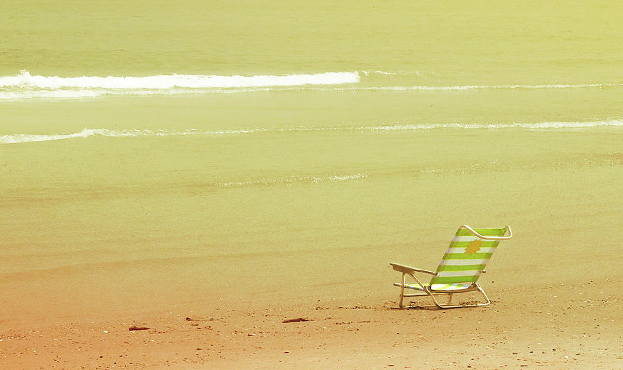 Beach Photograph - Relax by JAMART Photography