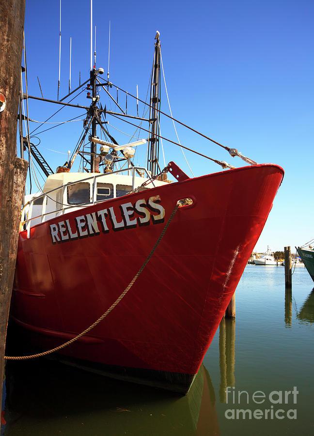 Relentless Photograph - Relentless At Long Beach Island by John Rizzuto