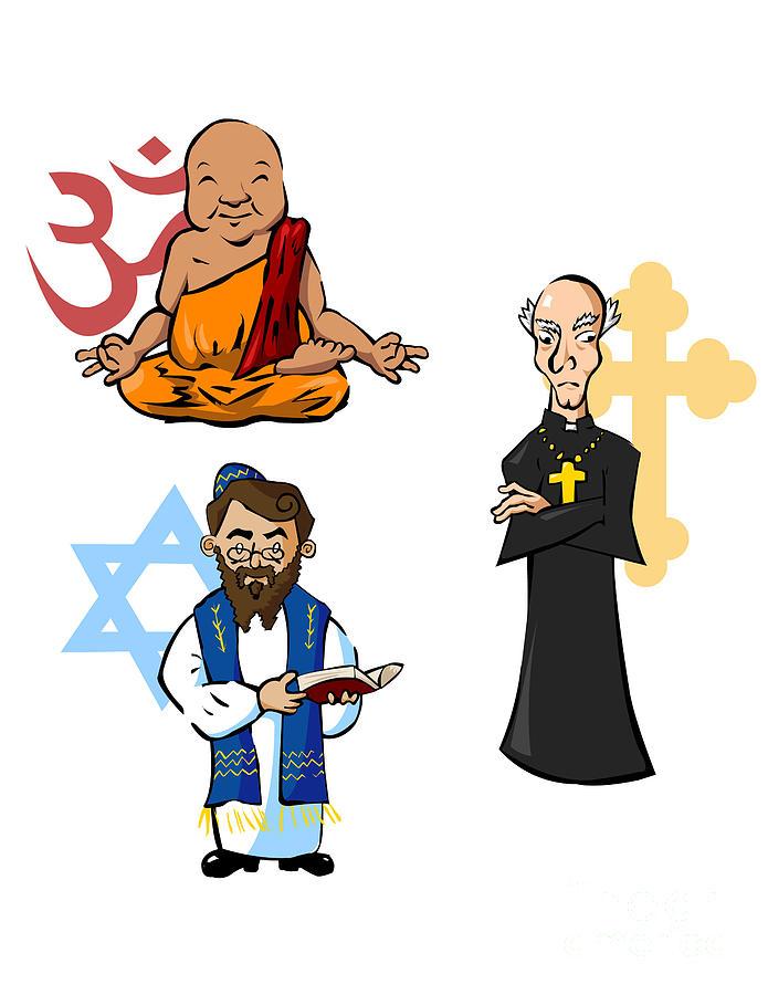 Religious Icons by Whitney Morton