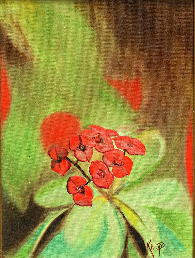 Remberance Poppy by Kathy Knopp