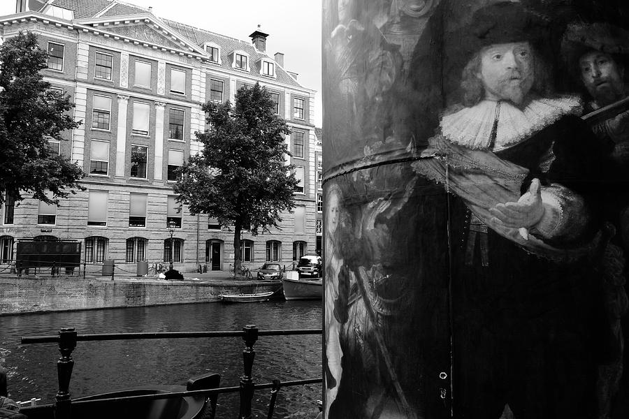 Rembrandt in Amsterdam by August Timmermans