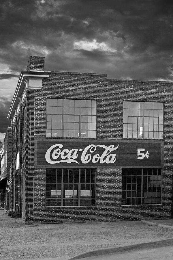 Coca Cola Photograph - Remember 5 Cents by Tim Wilson
