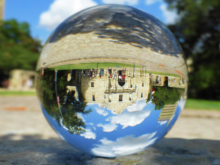 Remember the Alamo by Krin Van Tatenhove