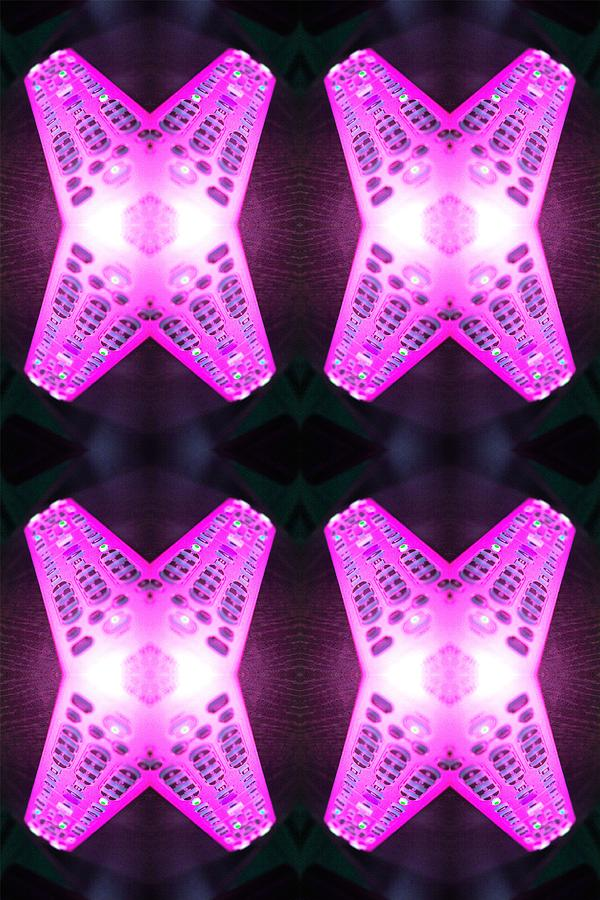 Tv Photograph - Remote Madness Pink by Christina Martinez