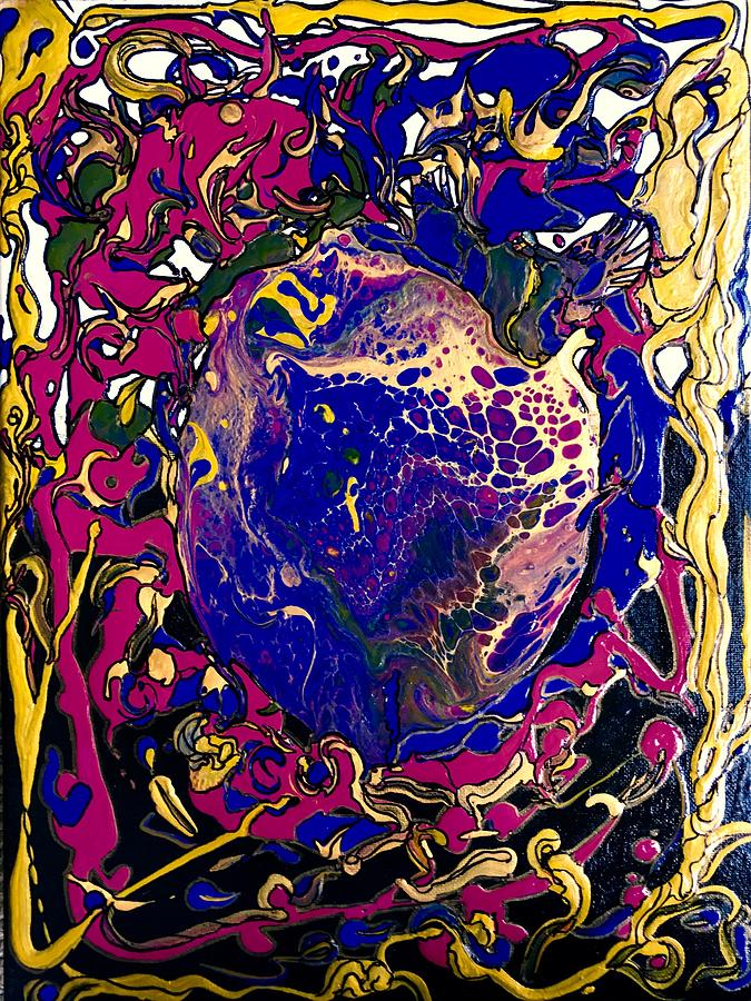 Renaissance Splash by Rae Chichilnitsky