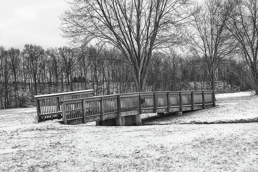 Bridge Photograph - Rendezvous with desolation  by Pat Cook
