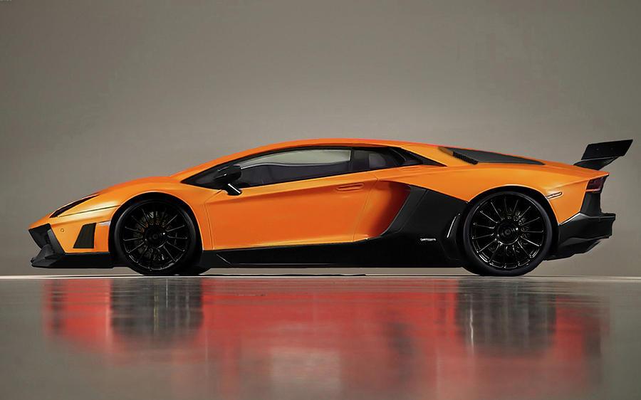 Renm Performance Lamborghini Aventador Lp700 4 Le C Wide