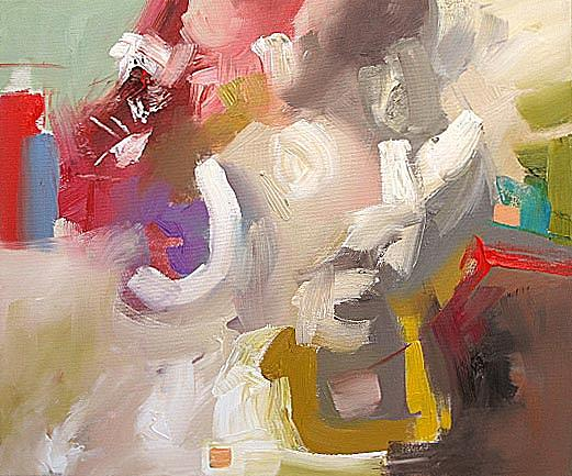Original Painting - Repentance by Linda Monfort