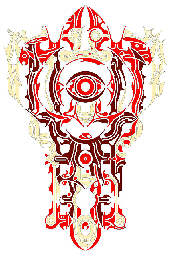 Arts Digital Art - Requiem Vi by David Umemoto