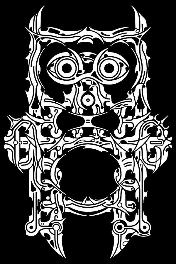 Arts Digital Art - Requiem Viii by David Umemoto