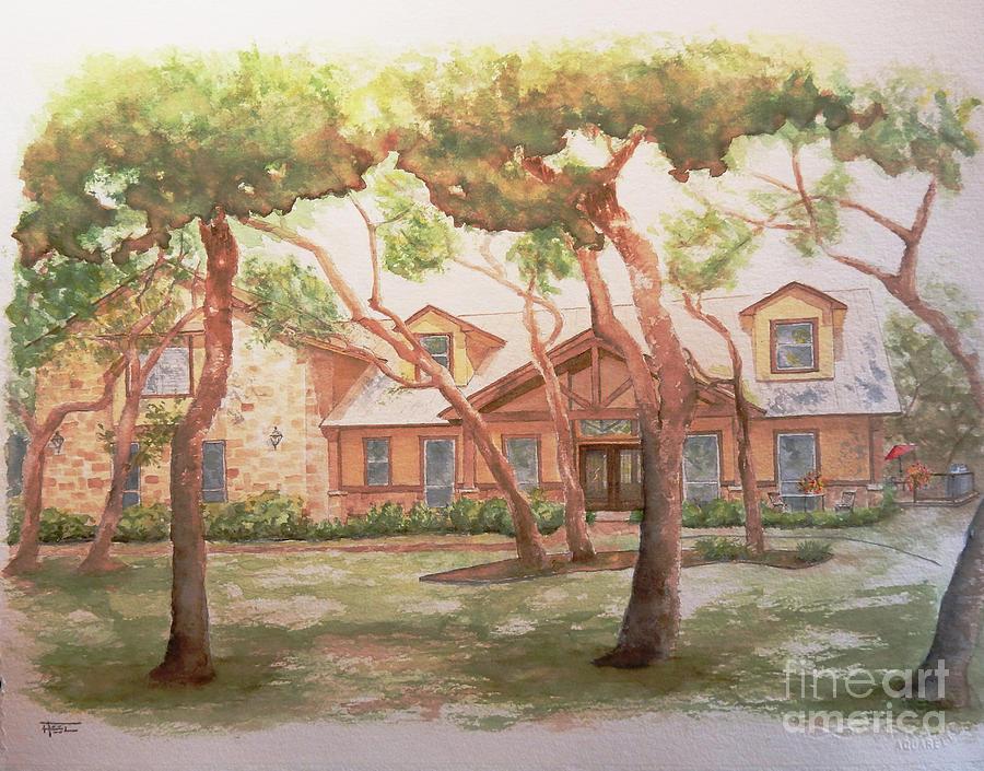Residence by Harold Teel