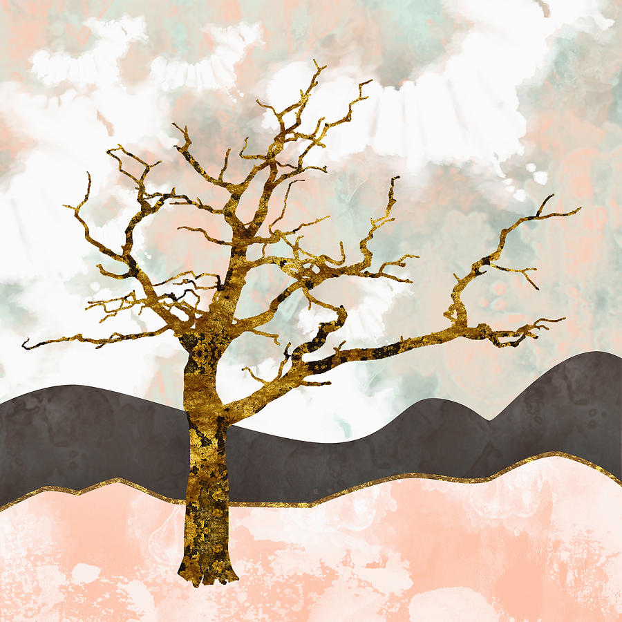 Tree Digital Art - Resolute by Katherine Smit