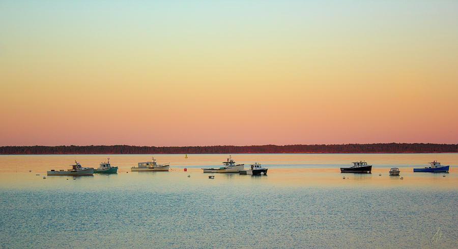 Sunset Photograph - Rest by Stuart Smith