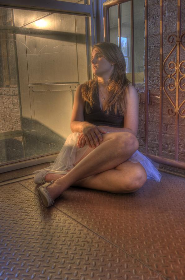 Resting Dancer Photograph by JoeMyDodd JMD