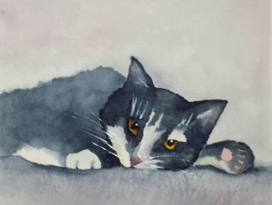 Resting by Elise Boam