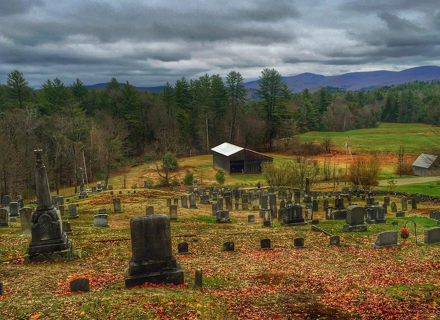 Resting in Peace by Pat Moore