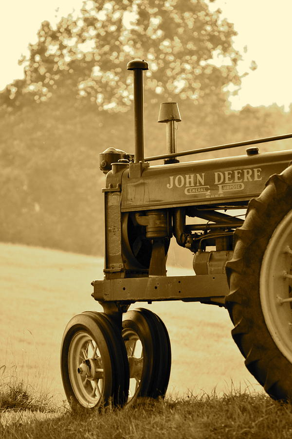 Resting in Sepia by JD Grimes