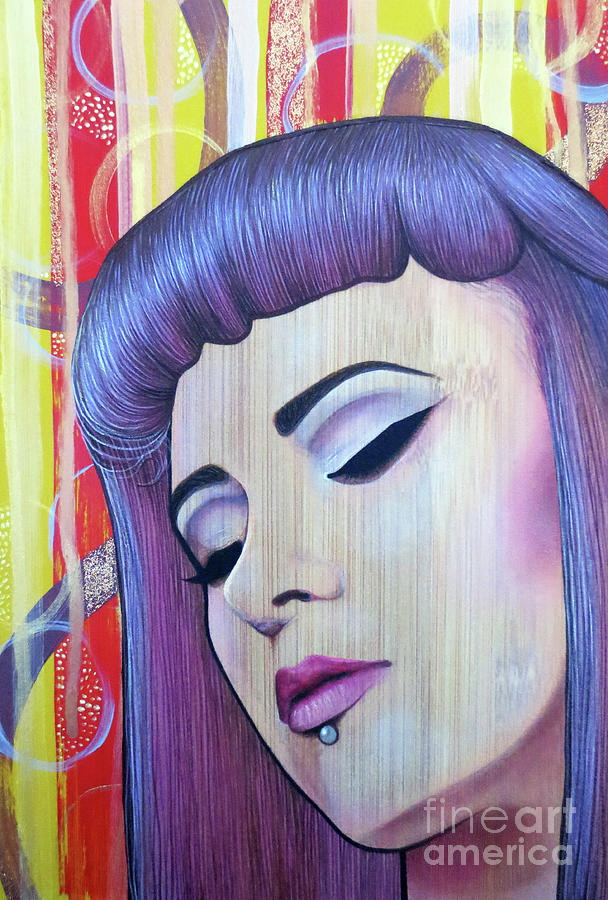 Restless Mind - Beautiful Spirit by Malinda Prudhomme
