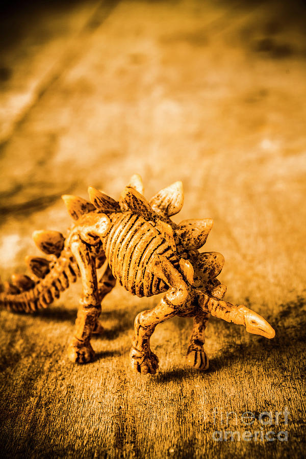 Toy Photograph - Restoration In Extinction  by Jorgo Photography - Wall Art Gallery