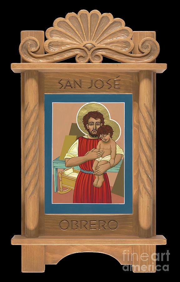 Retablo de San Jose Obrero by William Hart McNichols