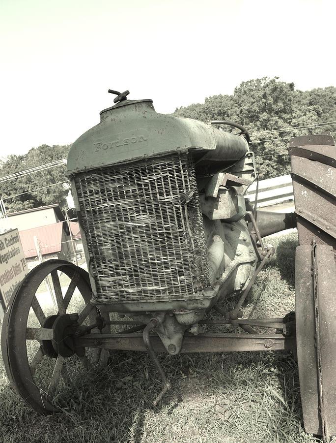 Retired Photograph
