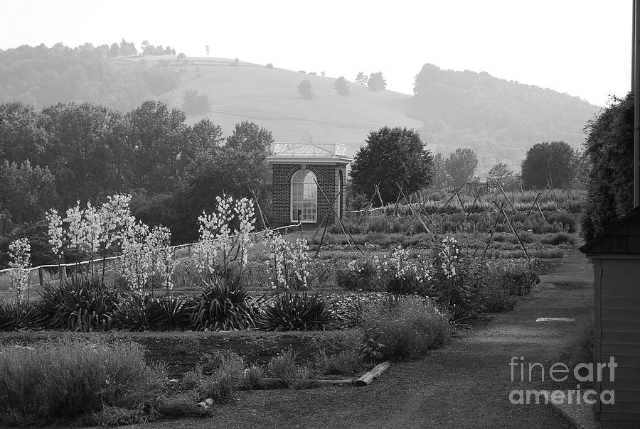 Black And White Photograph - Retreat by Eric Liller