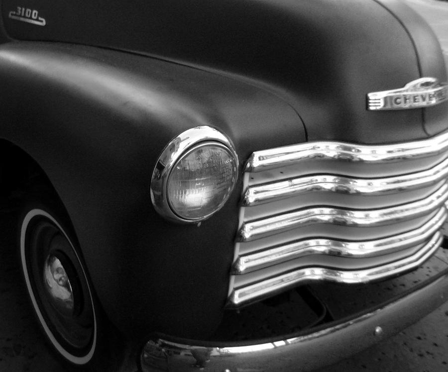 Truck Photograph - Retro Truck by Nicole I Hamilton