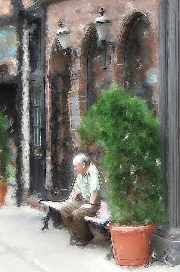 Retrospectives Painting by Eddie Durrett