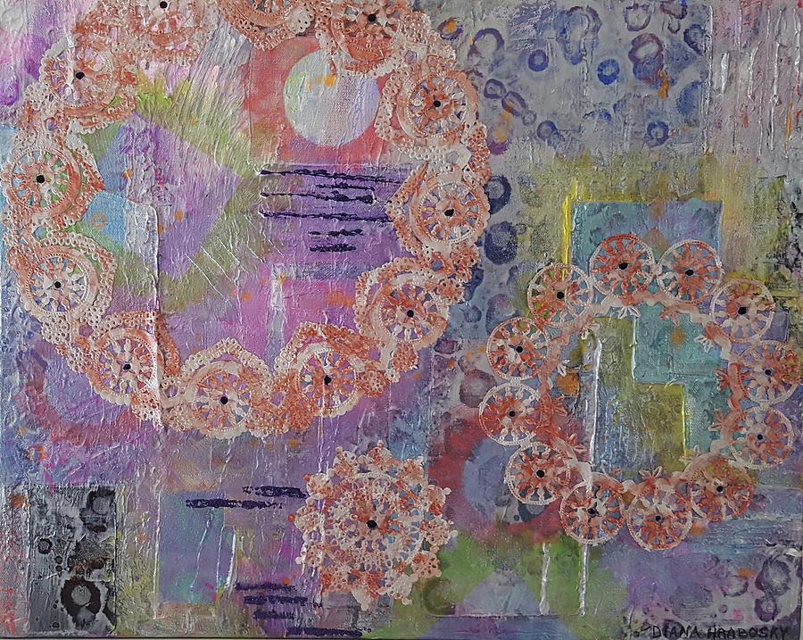 Purple Reveal by Diana Hrabosky