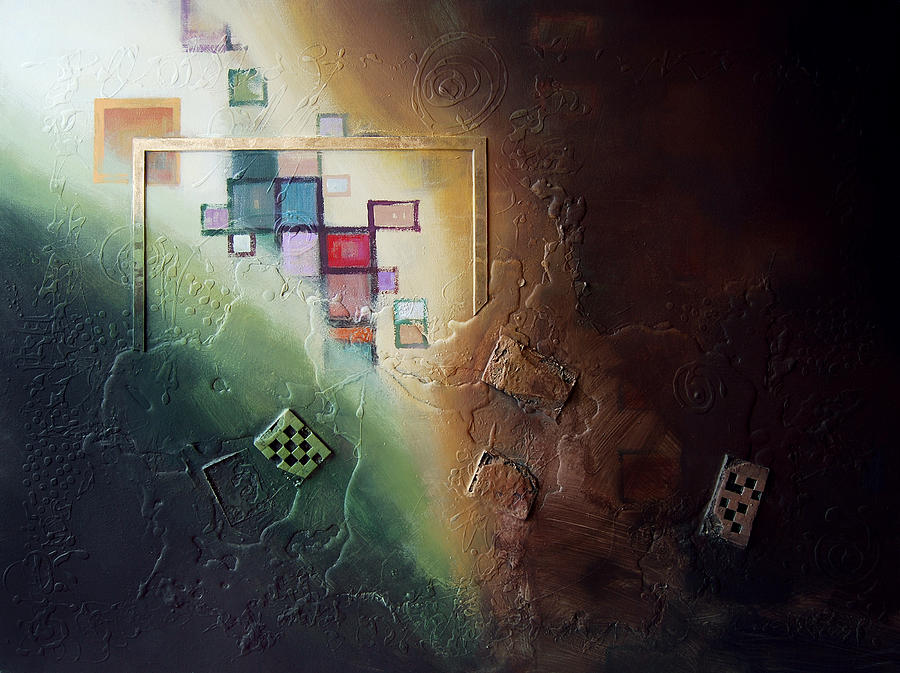 Reveal Painting by Farhan Abouassali