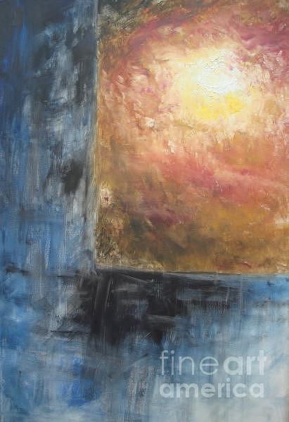 Figurative Painting - Revealing Of The Wisdom by Rushan Ruzaick