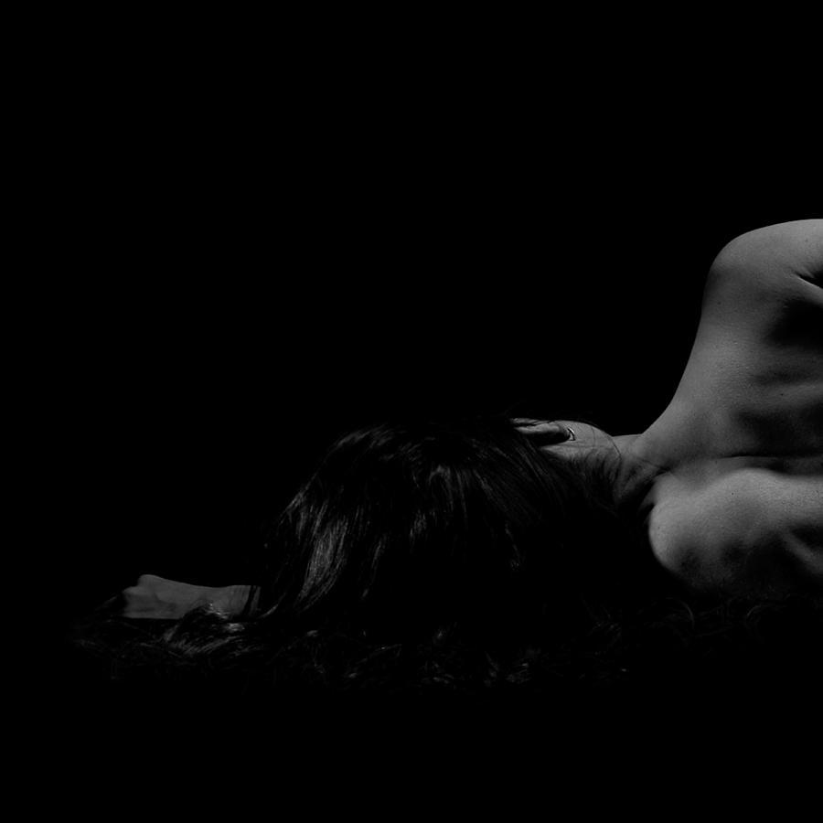 Nude Photograph - Revelation 1 by Dario Infini