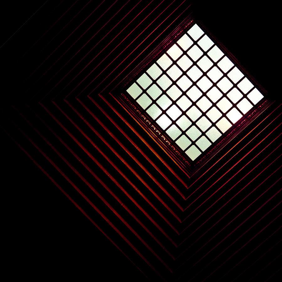 Skylight Photograph - Reverence by Andrew Paranavitana