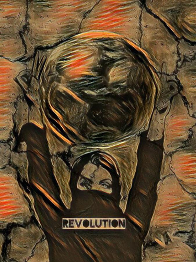Revolution  by Vennie Kocsis