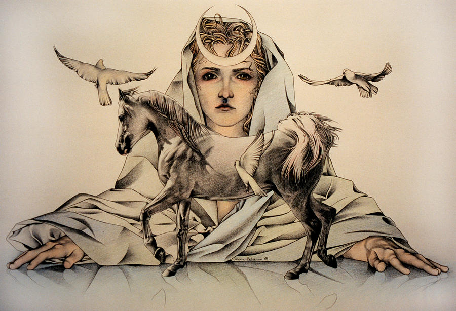 Rhiannon by Johanna Pieterman