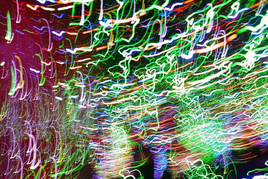 Rhythm of Light 1 by Wendy Le Ber