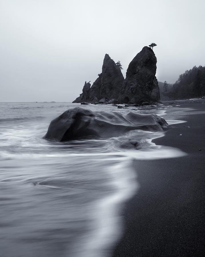 Beach Photograph - Rialto View by Mike  Dawson